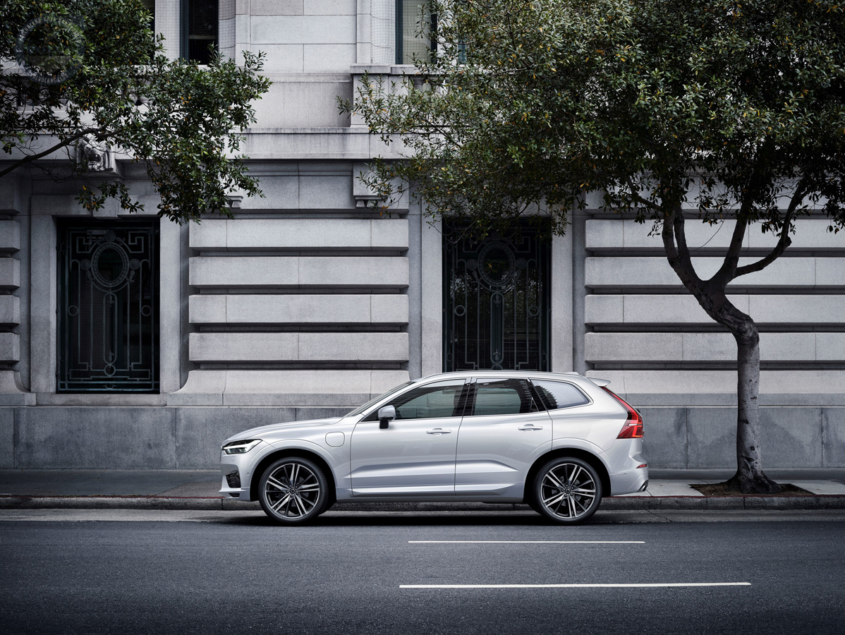 Volvo XC60 All New